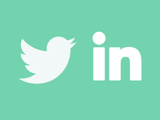 Making City on Twitter and LinkedIn