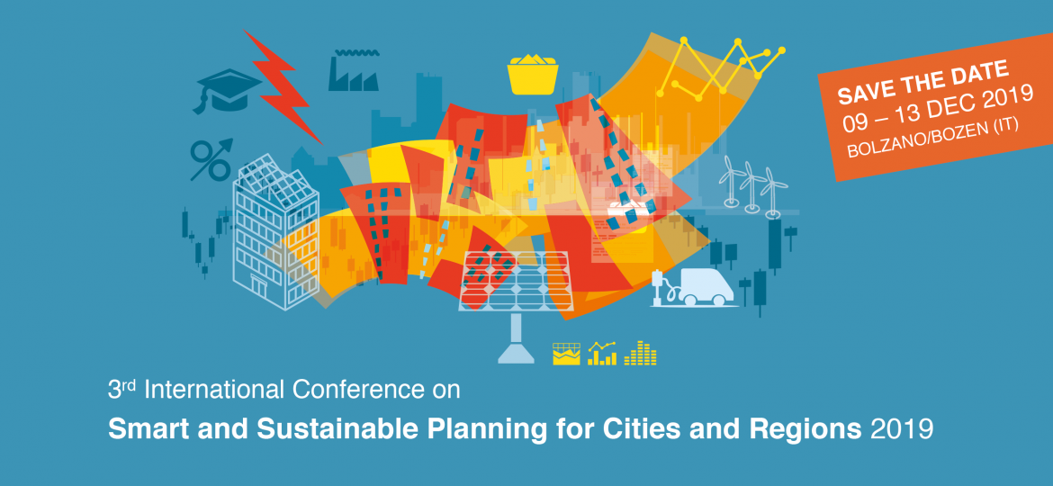 3rd International Conference on Smart and Sustainable Planning for Cities and Regions 2019 (SSPCR 2019)