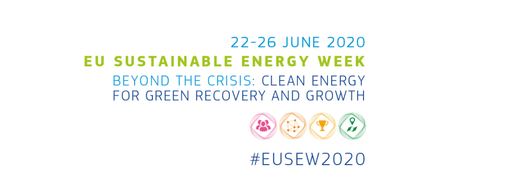 EUSEW 2020 – European Sustainable Energy Week