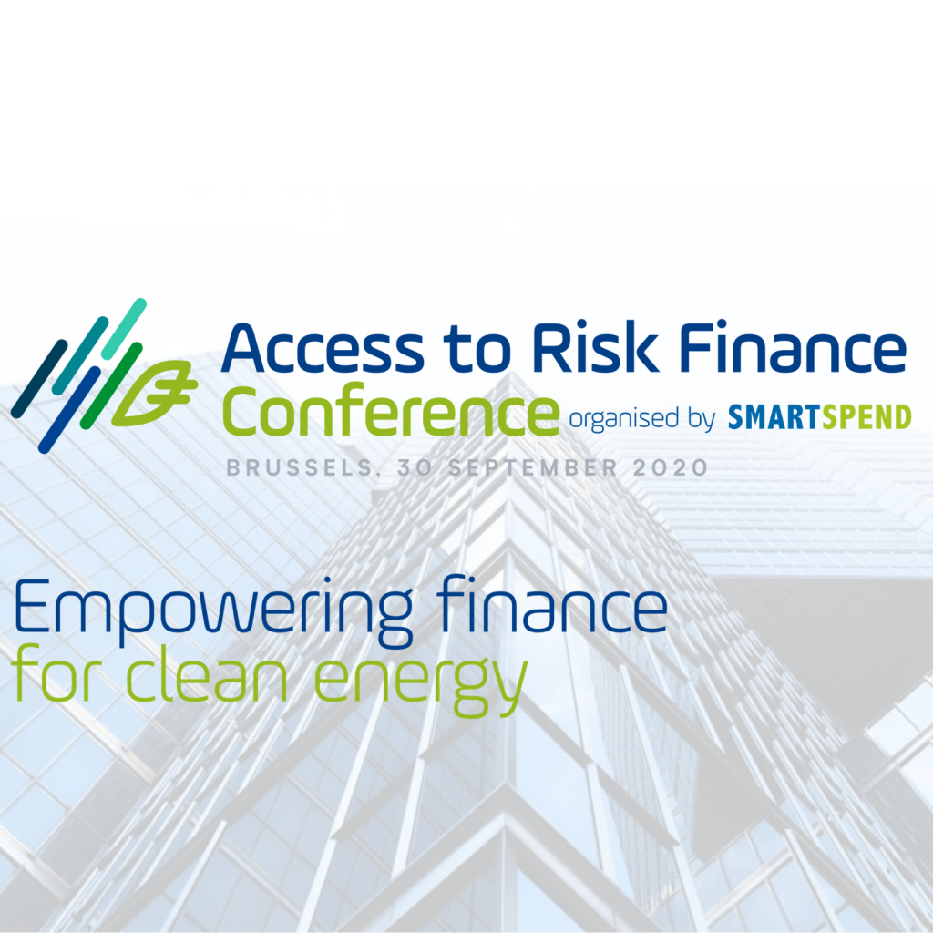 MARTSPEND Access to Risk Finance Conference