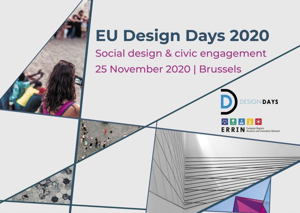 EU Design Days 2020 - Social desgin & civic engagement