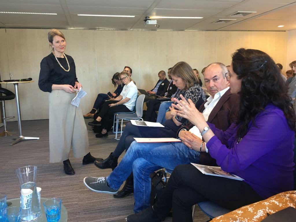 ERRIN Meeting in Brussels
