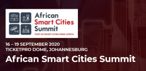 4th annual African Smart Cities Summit and Smart Cities Week Africa 2020