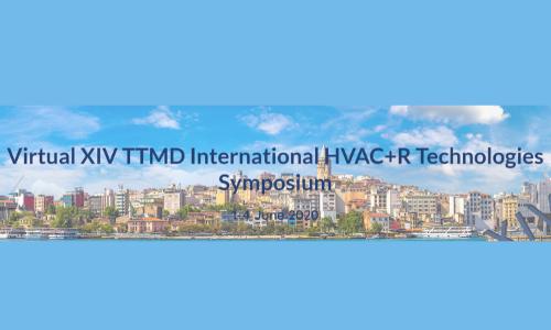 Virtual XIV TTMD International HVAC+R Technologies Symposium