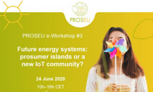 Future energy systems: prosumer islands or a new fully interconnected community?