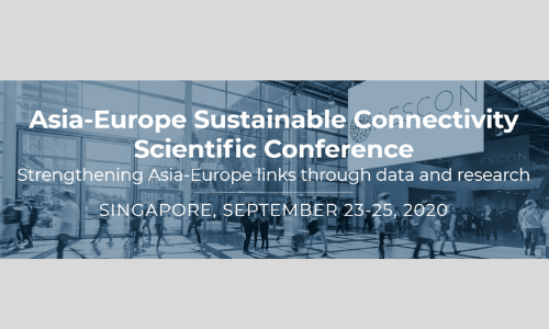 Asia-Europe Sustainable Connectivity Scientific Conference