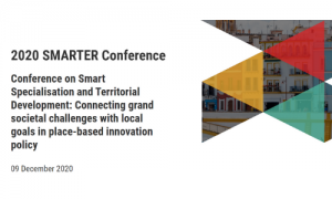 2020 SMARTER Conference on Smart Specialisation and Territorial Development