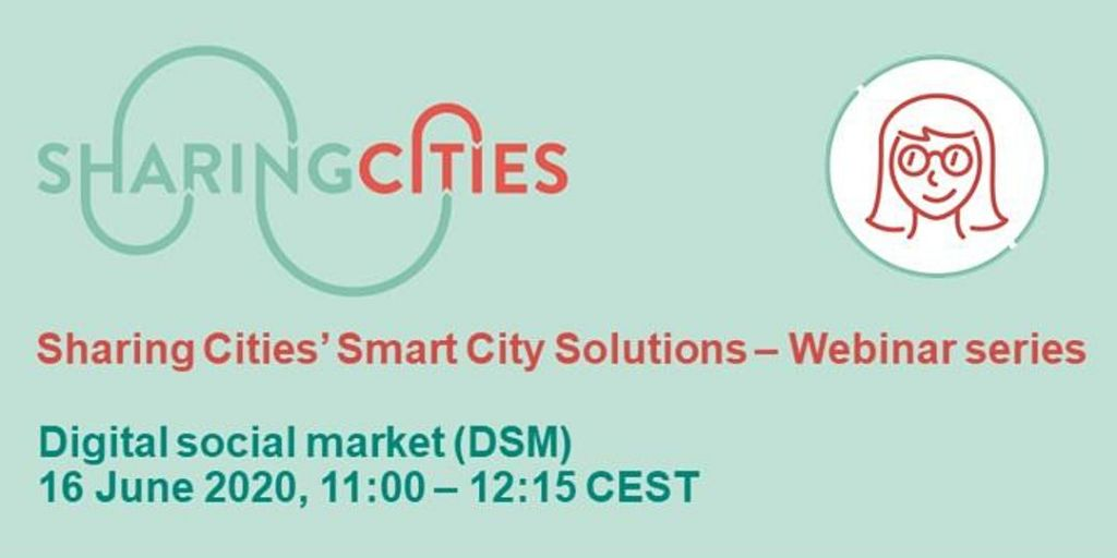 Sharing Cities' Smart City Solutions: Digital social market (DSM)