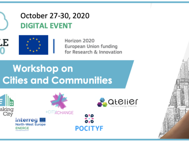 Smart Cities and Communities Positive Energy Districts Workshop